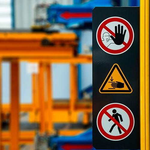 İBYS 380 - Güvenlik ve Sağlık İşaretleri