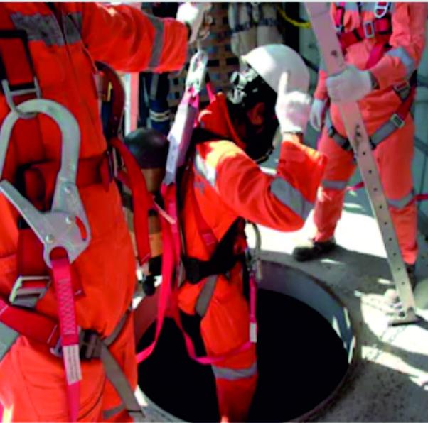 İBYS 435 - Kapalı Alanda Güvenli Çalışma Eğitimi