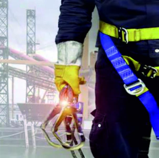 İBYS 433 - Yüksekte Güvenli Çalışma Eğitimi